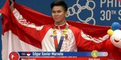 Saat Ayah Meninggal Dunia, Edgar Berjuang demi Indonesia