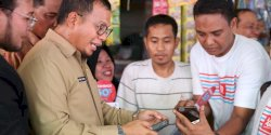 Pasar Pabaeng-baeng Terapkan Transaksi Digital