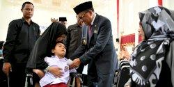 Gubernur Sulsel Komitmen Sediakan Infrastruktur dan Fasilitas Ramah bagi Penyandang Disabilitas