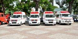 Sulsel Terima Bantuan Mobil Ambulans dan Damkar Senilai Rp 50 Miliar dari Pemerintah Jepang