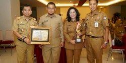Iqbal Suhaeb Terima Government Award for Innovation