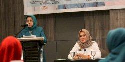 DP3A Bersama TP-PKK Kota Makassar Gelar Pelatihan Tata Rias Wajah