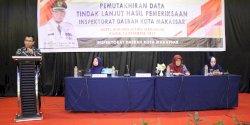 Inspektorat Makassar Gelar Rapat Pemutakhiran Data Tindak Lanjut Pemeriksaan