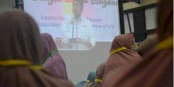 Sekda Pemprov Sulsel Abdul Hayat Gani Apresiasi Mukernas Wahdah Islamiyah