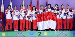 Raih Perak, Tim Bulu Tangkis Putri Lebih Baik dari SEA Games Sebelumnya