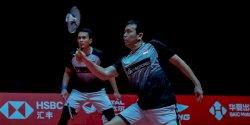 Hendra/Ahsan Dipastikan ke Semifinal BWF World Tour Finals