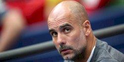 Kursi Pep Guardiola di Manchester City Mulai Goyang