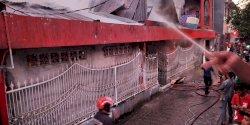 Rumah Kebakaran di Tidung IV