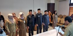 Pemkot Makassar Lantik Belasan Pejabat, Ini Nama-Namanya