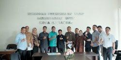 Berbagai Soal Reses, DPRD Kabupaten Kolaka Kunjungi Makassar
