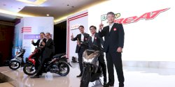 AHM Luncurkan All New Honda BeAT Series, Berlimpah Teknologi Baru