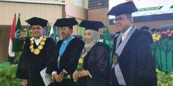 Kukuhkan Dua Guru Besar, Kini UMI Makassar Punya 52 Profesor