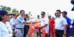 Kapal Pelra Hibah Kemenhub Siap Beroperasi di Makassar