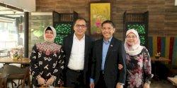 Menteri Maliki Osman Doakan Danny Kembali Jadi Wali Kota Makassar