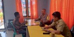 Jaga Kamtibmas, Kelurahan Sambung Jawa  Duetkan Program dengan Kepolisian