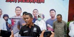 Bikin Resah Warga, Polres Gowa Ringkus Remaja Berpakaian Pocong