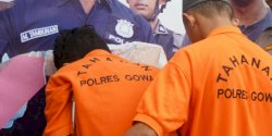 Ingin Lari, Residivis Curas Dilumpuhkan Polisi