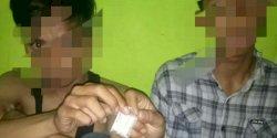 Lima Pelaku Penyalahgunaan Narkoba Diciduk