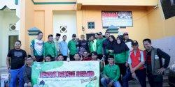 Iqbal Suhaeb Peringati Hari Lahir NU dengan Bersih – Bersih Masjid