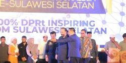 Surya Paloh Beri Sinyal Dukung Danny di Pilkada Makassar