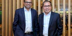 Danny Pomanto dan Menteri Kominfo Singapura Janil Puthucheary Berbagi Ilmu Smart City