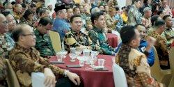 Pimpinan DPRD Makassar Hadiri Pisah Sambut Pangdam XIV/Hasanuddin