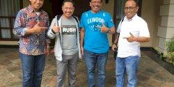 Ketemu Anis Matta, Muda : Makin Mantap di Pilwali  Makassar