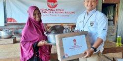 Pertamina Peduli Hadir Bagi Korban Bencana Alam di Kabupaten Sidrap dan Soppeng