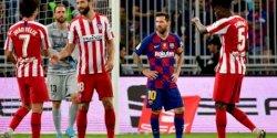 Kalahkan Barcelona, Atletico Lawan Madrid di Final Piala Super Spanyol