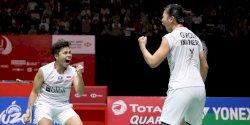 Dua Wakil Indonesia ke Final Indonesia Masters