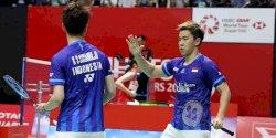Indonesia Pastikan Satu Gelar Indonesia Masters 2020