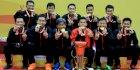 Indonesia Satu Grup India pada Kejuaraan Badminton Beregu Asia