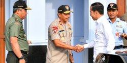 Jokowi Kunjungi Natuna di Tengah Klaim Cina