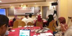Disnaker Makassar dan HWDI Sulsel Bahas Lapangan Kerja Inklusif