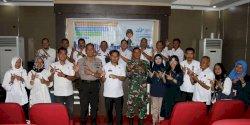 Dukung Sensus Penduduk, Kecamatan Tallo Rakor Bersama Tim BPS Makassar