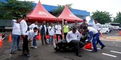 #Cari_Aman, Honda Edukasi Rider Motor Besar