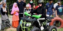 IDP Jajal Wahana ATV di Desa Wisata Baloli