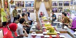 PKK dan Dekranasda Sulsel Bersiap Memajukan UMKM Sulsel Lewat Pasar Ritel