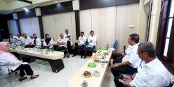 Jelang Hari Kebudayaan, Pj Walikota dan Disbud Rapat Koordinasi