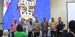 Pj Walikota Makassar Bahas Pengendalian Sampah di Reuni Smansa 85