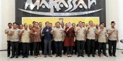 Pj Walikota Lantik Bankompol Kamtibmas Makassar