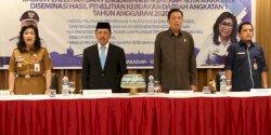 Sekda Makassar Apresiasi Diseminasi Hasil Penelitian Kebijakan Daerah