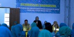 Pembinaan Dasawisma TP PKK Makassar di Ujung Tanah