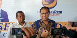 Rekomendasi Terbit, NasDem Usung Danny Pomanto di Pilwali Makassar