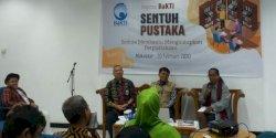 Diskusi Inspirasi BakTI Bahas Inovasi Dispustaka Makassar