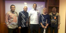 Persiapan Hari Kebudayaan, Disbud Makassar Bertandang ke Kementerian