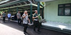 Usai Resmikan UP3M dan VC Denpom, Pj Walikota Upayakan Hal Ini