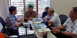 Dishub Makassar dan PD Parkir Jalin Sinergitas Program Kerja