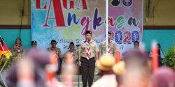 Pj Walikota Makassar Buka Latihan Gabungan Pramuka Bontoala