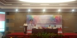 Bappeda Makassar Gelar FGD Bahas Kebijakan Satu Peta